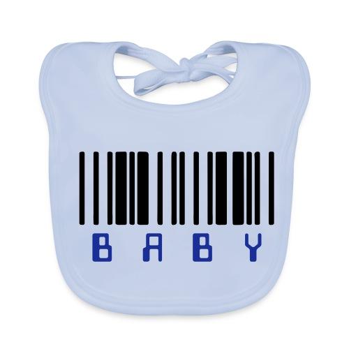 baby barcode bib - Baby Organic Bib