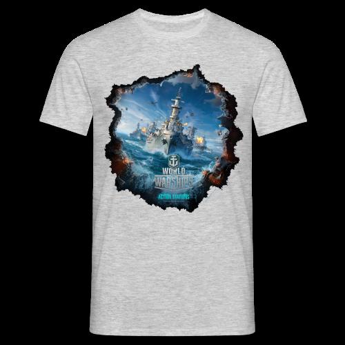 Action Stations! Collection - Men's T-Shirt - Men's T-Shirt