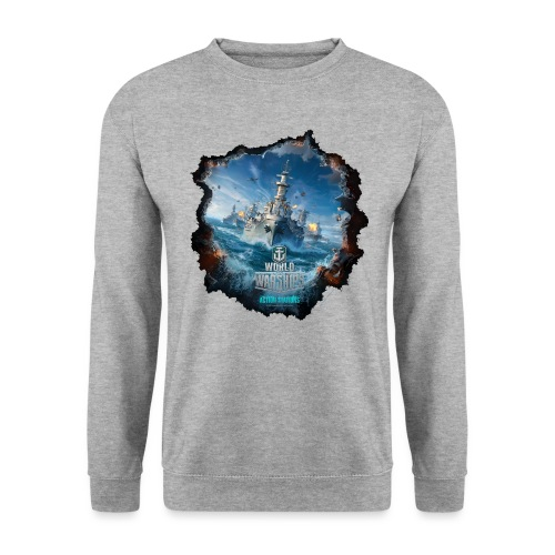 Action Stations! Collection - Pullover - Men's Sweatshirt