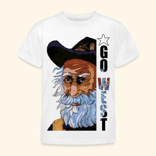 Go West - T-shirt Enfant
