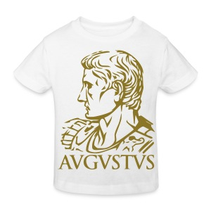 Camiseta niños Augustus - Camiseta ecológica niño