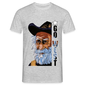 Go West - T-shirt Homme
