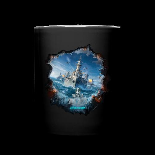 Action Stations! Collection - Mug - Full Colour Mug