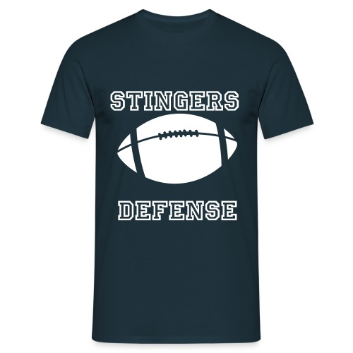 Stingers defense - Men's T-Shirt