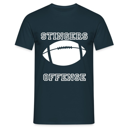 Stingers Offense - Men's T-Shirt