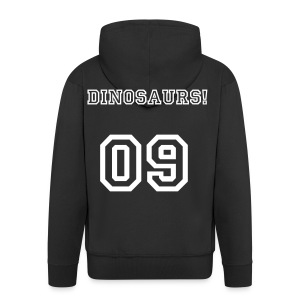 We Are Dinosaurs Hoodie - Men's Premium Hooded Jacket
