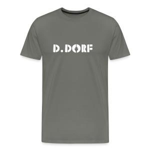 d.dorf - Männer Premium T-Shirt