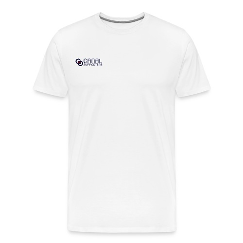 Canal Supporters - T-shirt Premium Homme