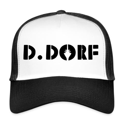 d.dortf - Trucker Cap