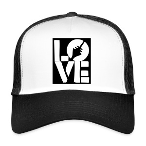 love dus - Trucker Cap