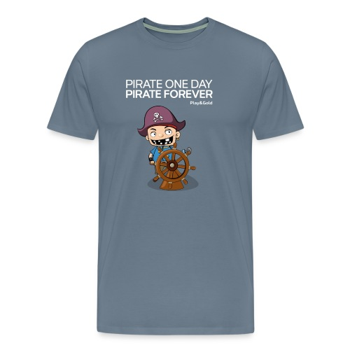 Pirate Forever - Man - T-shirt Premium Homme