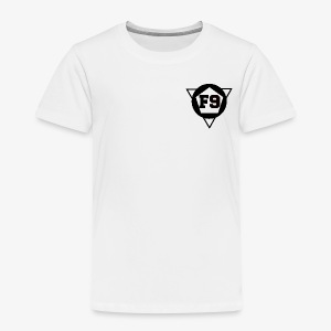 Kids F9 T-shirt White - Kids' Premium T-Shirt