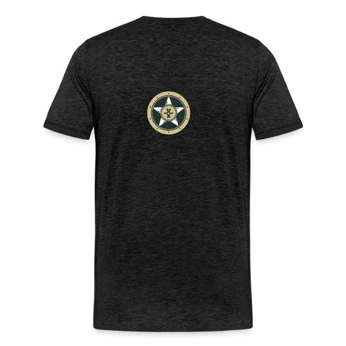 Teeshirt homme gris charbon - T-shirt Premium Homme