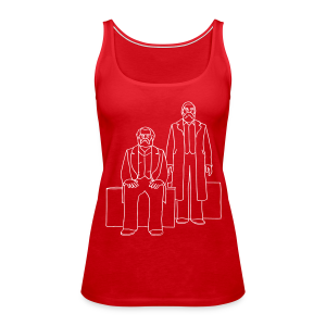 Marx-Engels-Forum Berlin - Frauen Premium Tank Top