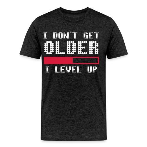I dont get older - Premium-T-shirt herr