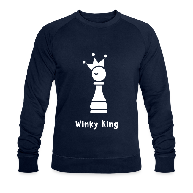 Winky Chess King Sweatshirt