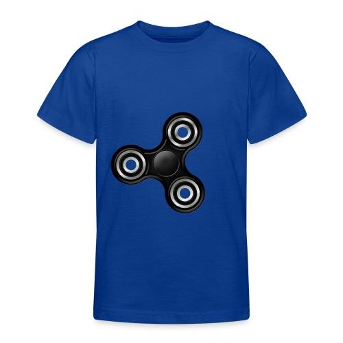 fidget spinner shirt - Teenager T-Shirt