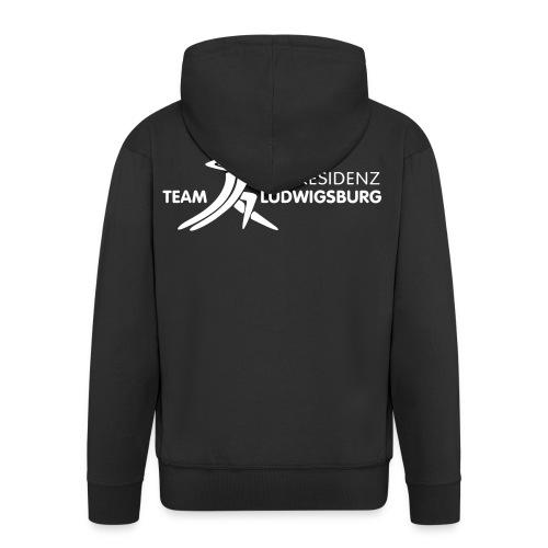Team Residenz Kapuzenjacke - Männer Premium Kapuzenjacke