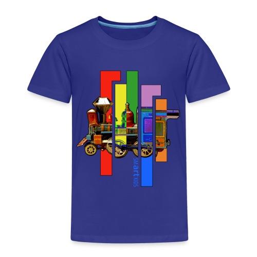 SMARTKIDS COCO LOCOMOFO - front print - 98/140 kids - multi colors - Kids' Premium T-Shirt