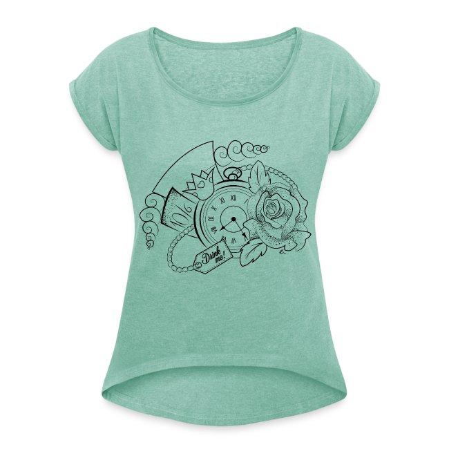 """T-shirt Femme """"Le pays des merveilles"""""""