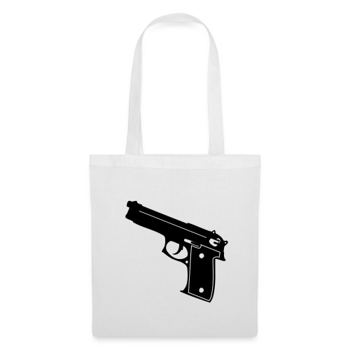 shopping gun - Tote Bag