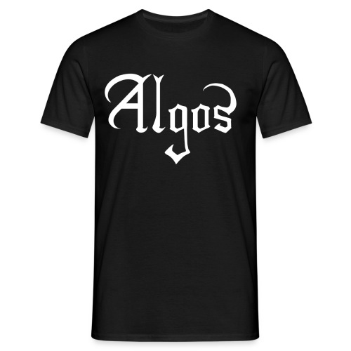 Logo shirt (FRONT ONLY) - Men's T-Shirt