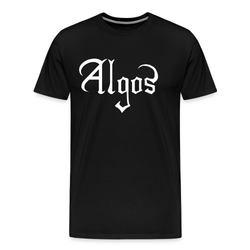 Logo Premium (FRONT ONLY) - Men's Premium T-Shirt