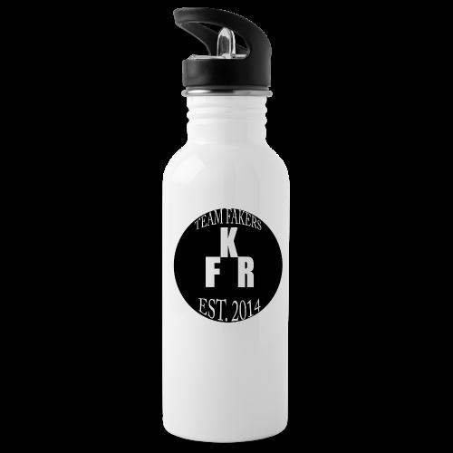 FKR | Trinkflasche | Weiß - Trinkflasche