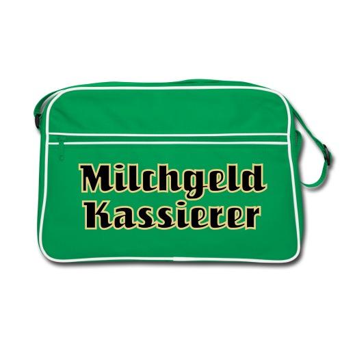 Retrotasche Milchgeldkassierer - Retro Tasche