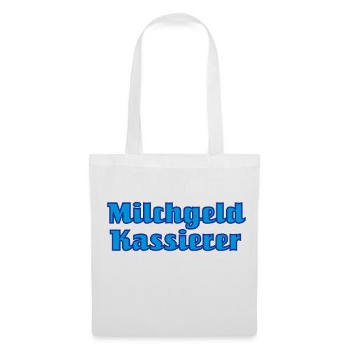 Stofftasche Milchgeldkassierer - Stoffbeutel