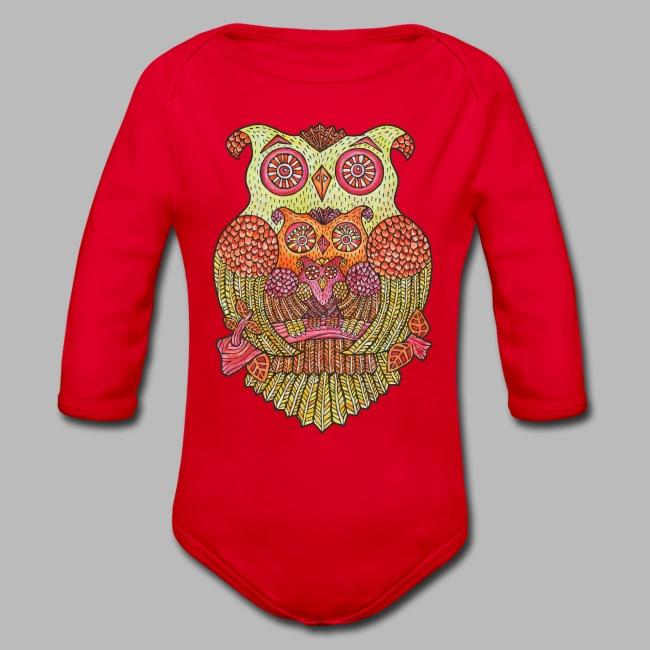 OWL FAMILY ----------- (3mths-24mths)