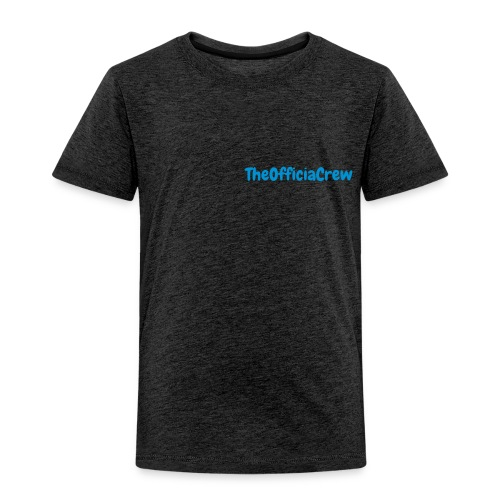 TheOfficialCrew T-Shirt  for Men - Kinder Premium T-Shirt