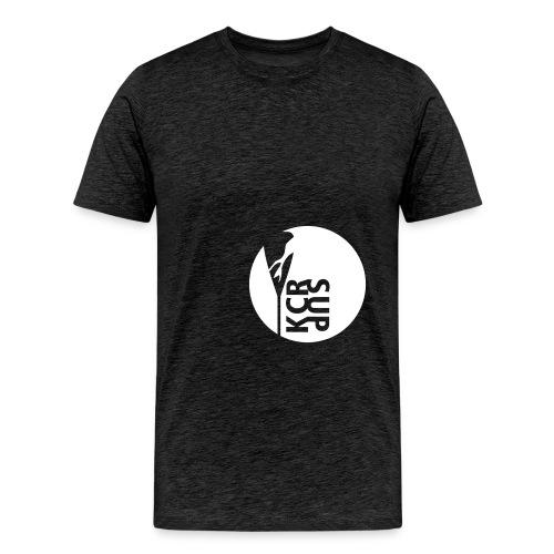 Herren T-Shirt SUP-Logo - print - Männer Premium T-Shirt