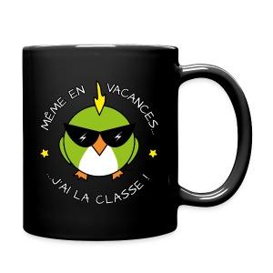 Tasse couleur Oiseau Cool, Vacances, J'ai la Classe! - Tasse en couleur