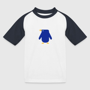 Pinguin T-Shirts - Kinder Baseball T-Shirt