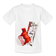 T-shirts ~ Teenager-T-shirt ~ Let out the bull, børne t-shirt
