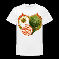 T-shirts ~ Teenager-T-shirt ~ Let out the lion, børne t-shirt