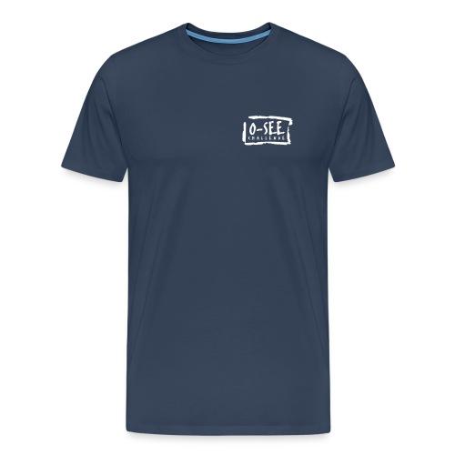Männer Premium T-Shirt - O-SEE Challenge - Männer Premium T-Shirt