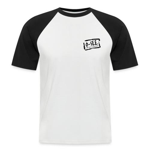 Baseball-T-Shirt für Männer - O-SEE Challenge - Männer Baseball-T-Shirt