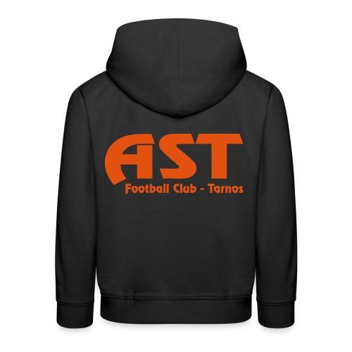 AST v1 - Pull à capuche Premium Enfant