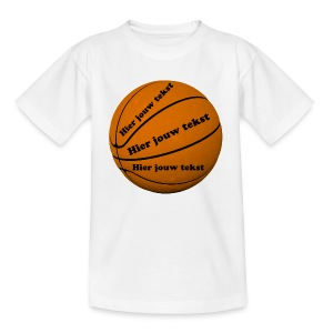 Basketbal - Teenager T-shirt