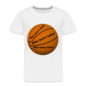 Basketbal - Kinderen Premium T-shirt