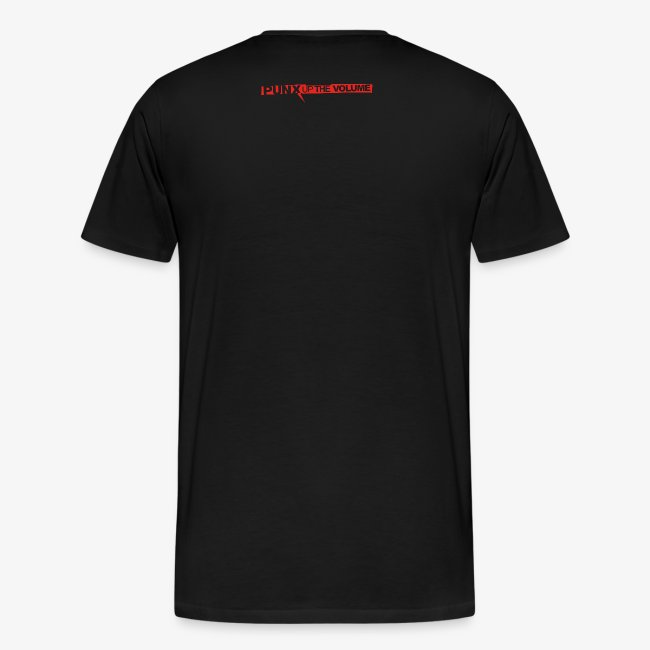 "MOGUAI ""red label-black"" Tee"