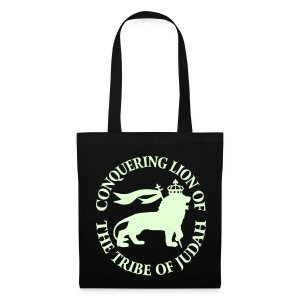 CONQUERING PHOSPHORESCENT/GOLD - Tote Bag