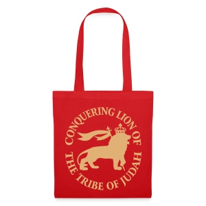 CONQUERING MARRON/BEIGE - Tote Bag