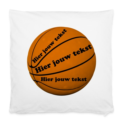 Basketbal - Pillowcase 40 x 40 cm