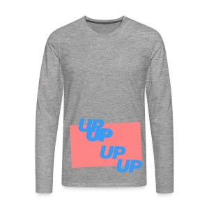 UP Repeat  - Men's Premium Longsleeve Shirt