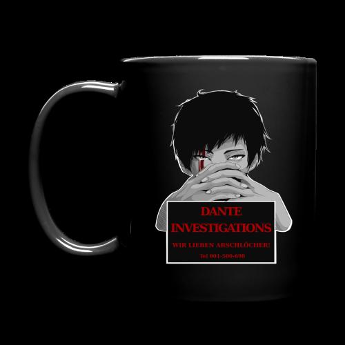 Dante - Mug - Tasse einfarbig