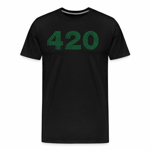 420 - Maglietta Premium da uomo