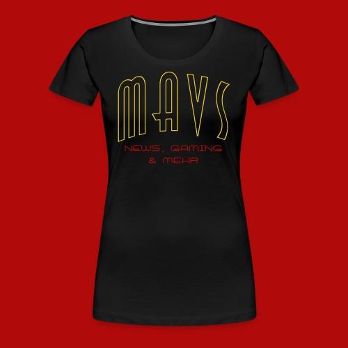 Damen Premium Shirt Mavs in the 40s - Frauen Premium T-Shirt